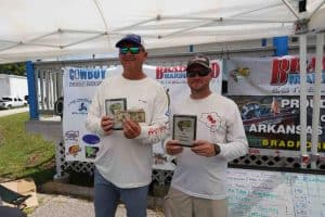 Fishing in a Crappie Tournament by Brad Wiegmann